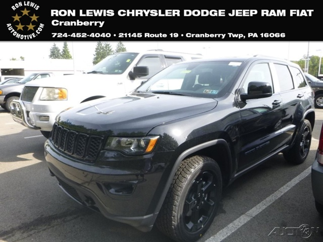 New 2019 Jeep Grand Cherokee Laredo Suv In Cranberry Township Q9239