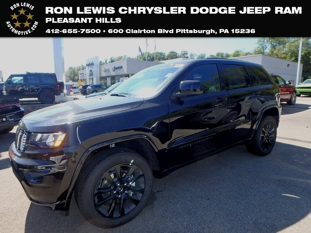 Ron Lewis Jeep >> New 2020 Jeep Grand Cherokee Altitude 4wd