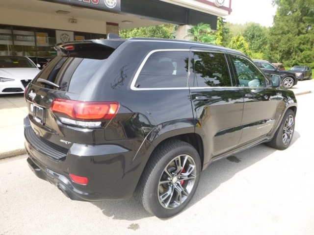 Pre Owned 2014 Jeep Grand Cherokee SRT