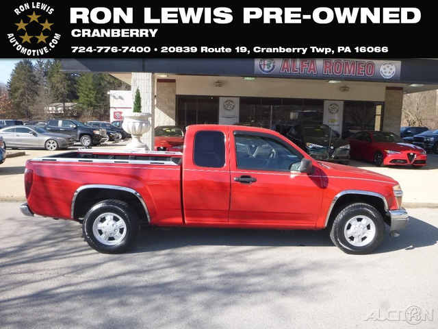Pre Owned 2004 Chevrolet Colorado Extended Cab In Cranberry Township