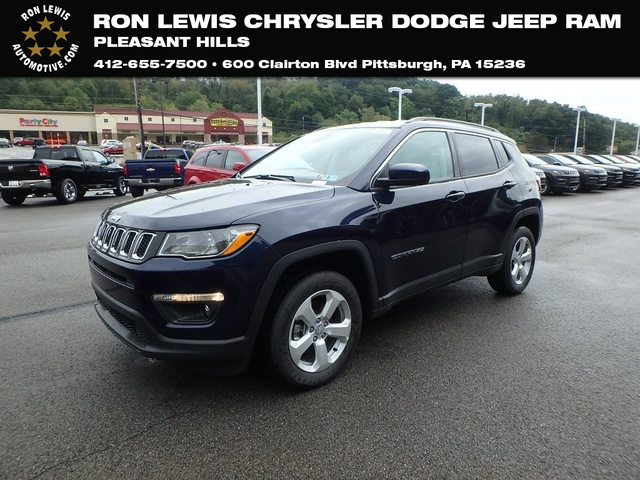 High Quality New 2018 Jeep Compass Latitude