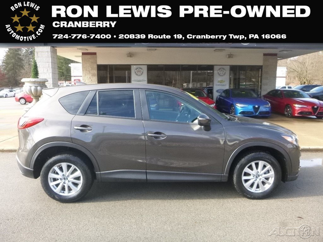 Pre Owned 2016 Mazda Cx 5 Touring Wagon In Cranberry Township