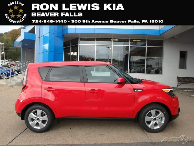 New 2019 Kia Soul BASE AUTOMATIC